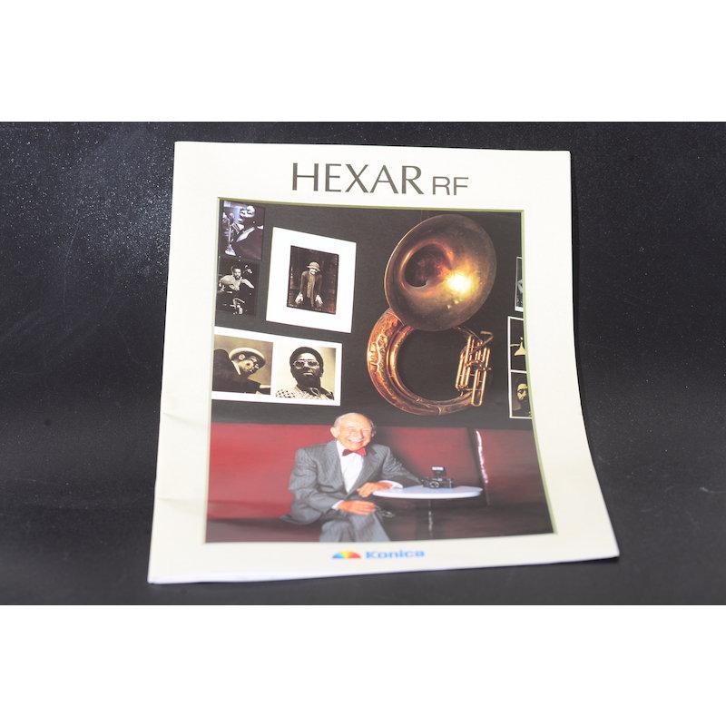 Konica Prospekt Hexar RF