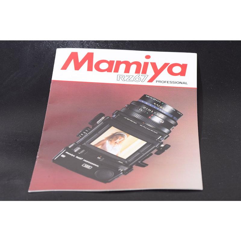 Mamiya Prospekt RZ67