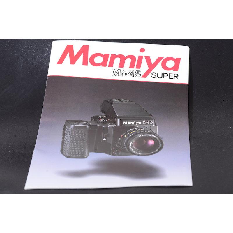 Mamiya Prospekt M645 Super