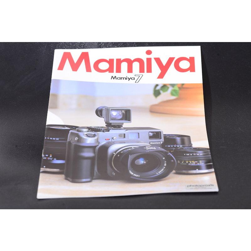 Mamiya Prospekt M7