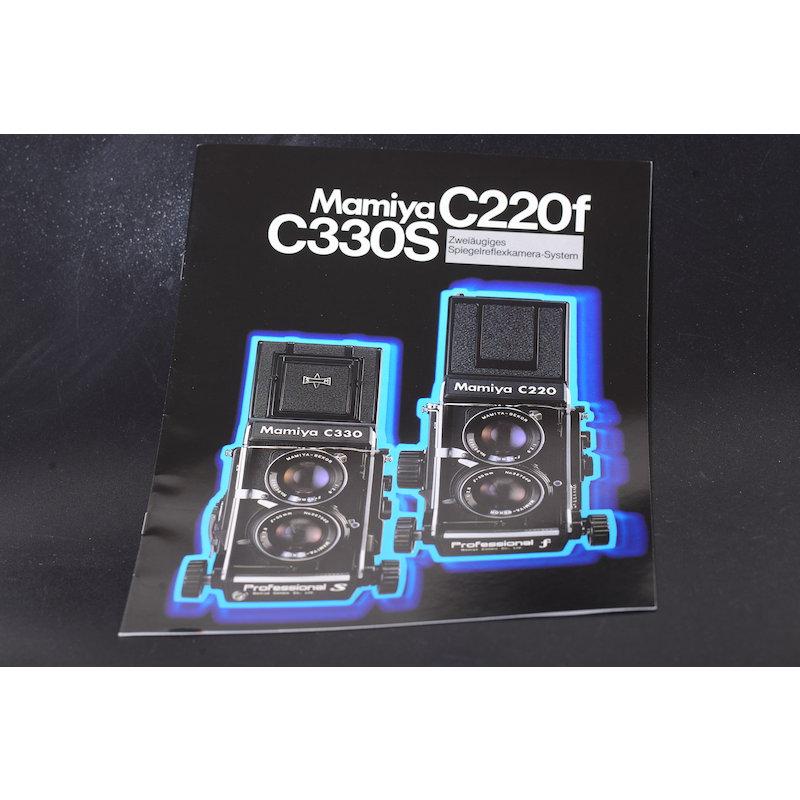 Mamiya Prospekt C220F/C330S
