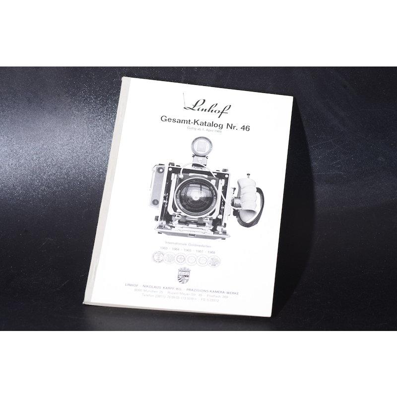 Linhof Gesamt-Katalog Nr. 46 1969