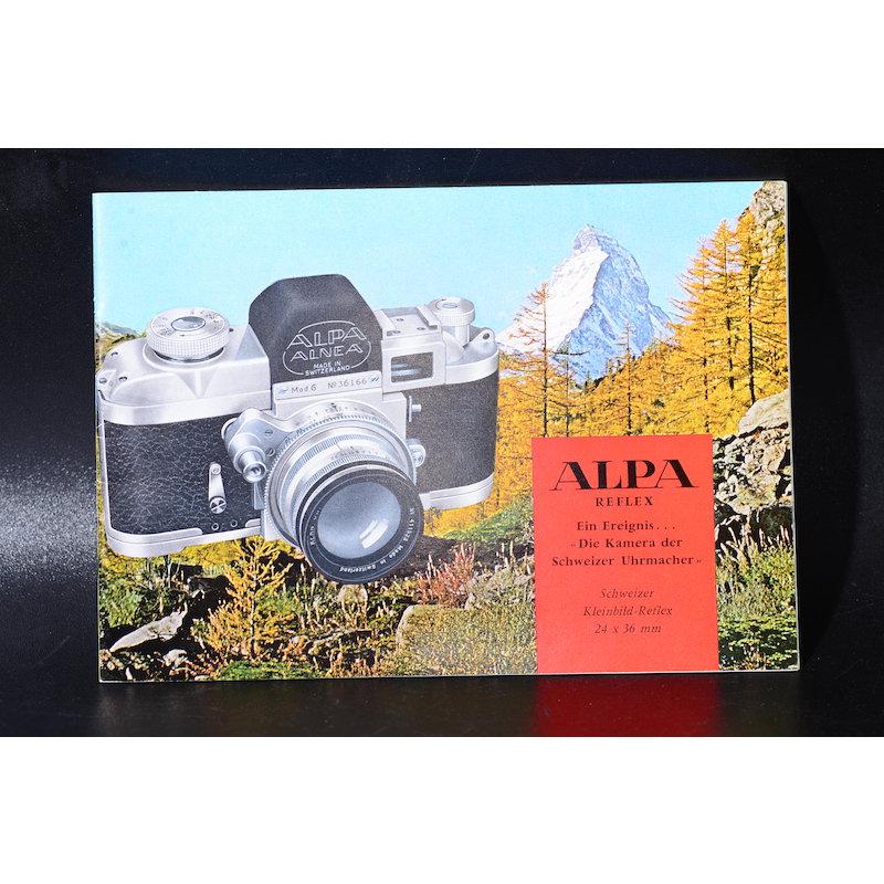 Alpa Prospekt Reflex
