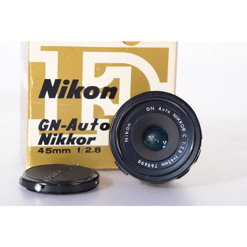 Nikon GN-Auto 2,8/45