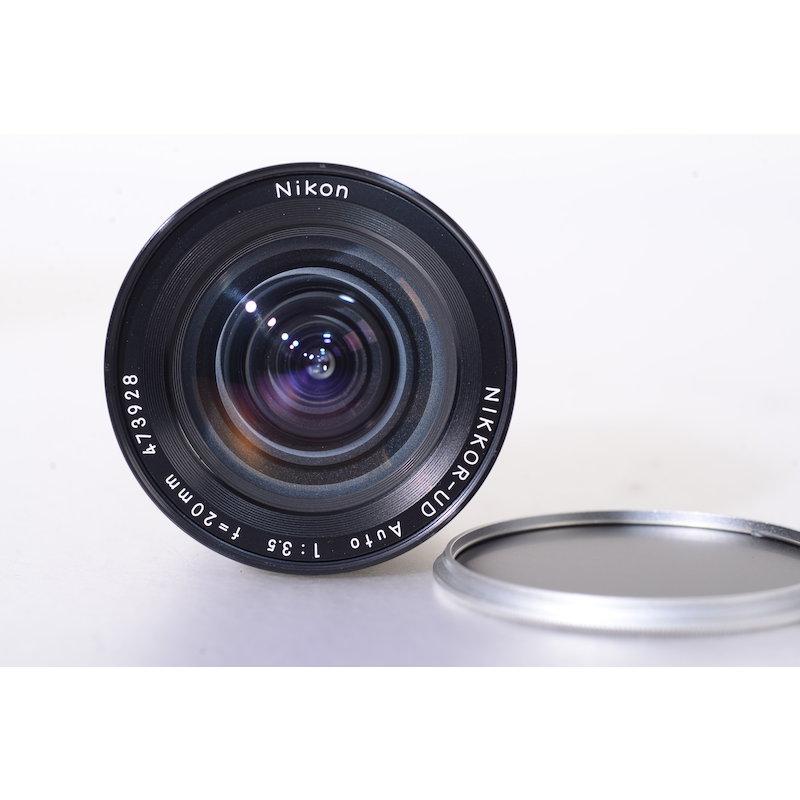 Nikon Nippon Kogaku Auto UD 3,5/20