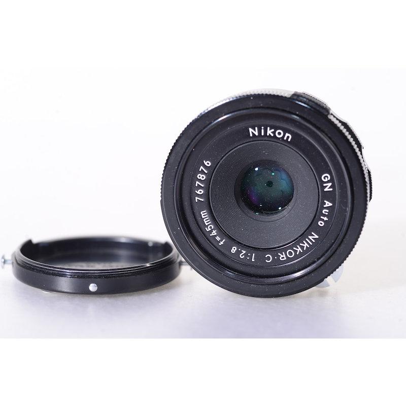 Nikon GN-Auto 2,8/45 Ai