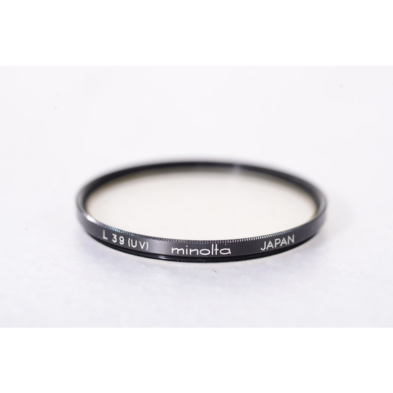 Minolta UV-Filter L39 E-55