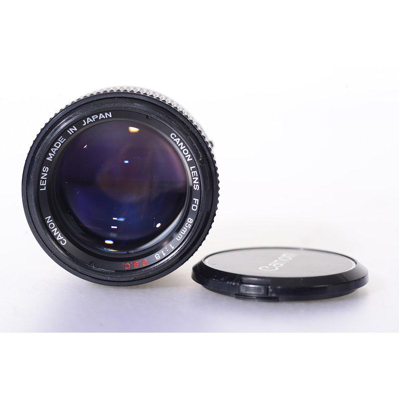 Canon FD 1,8/85 S.S.C.