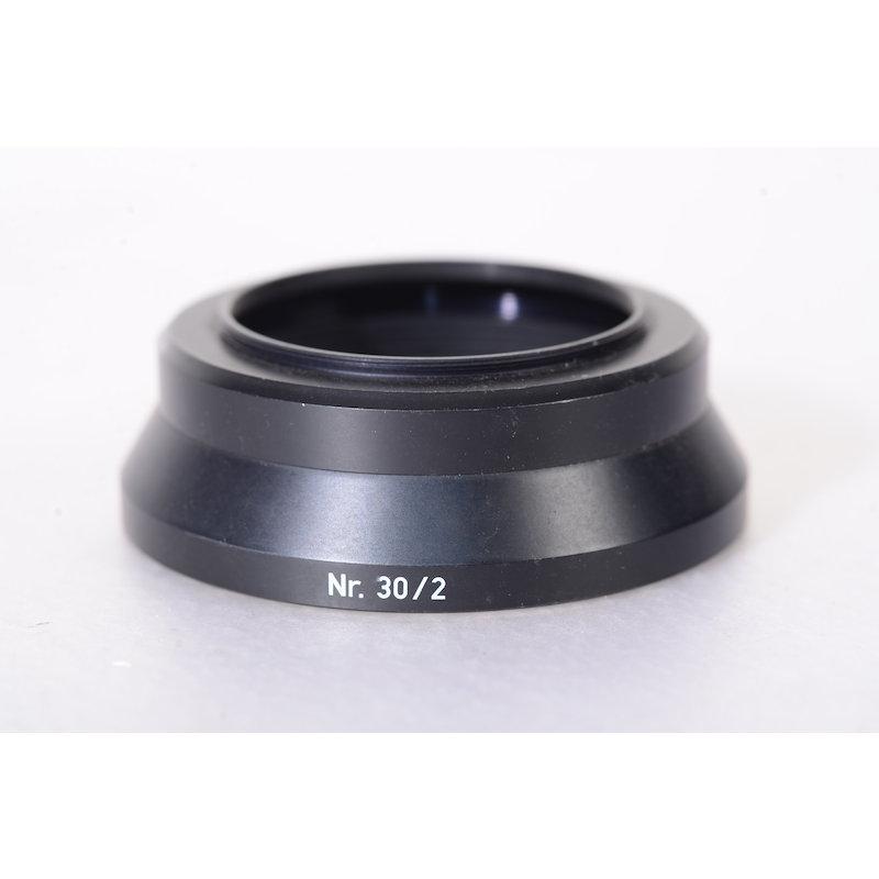 Schneider Geli.-Blende Metall 30/2 E-62 Weitwinkel