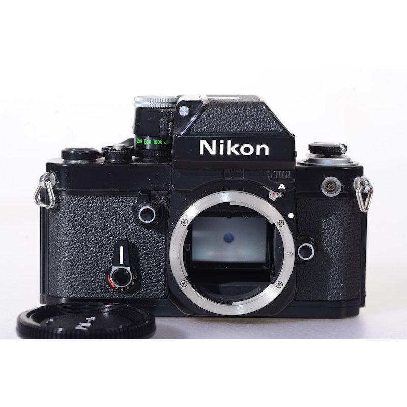 Nikon F2-A Photomic Black