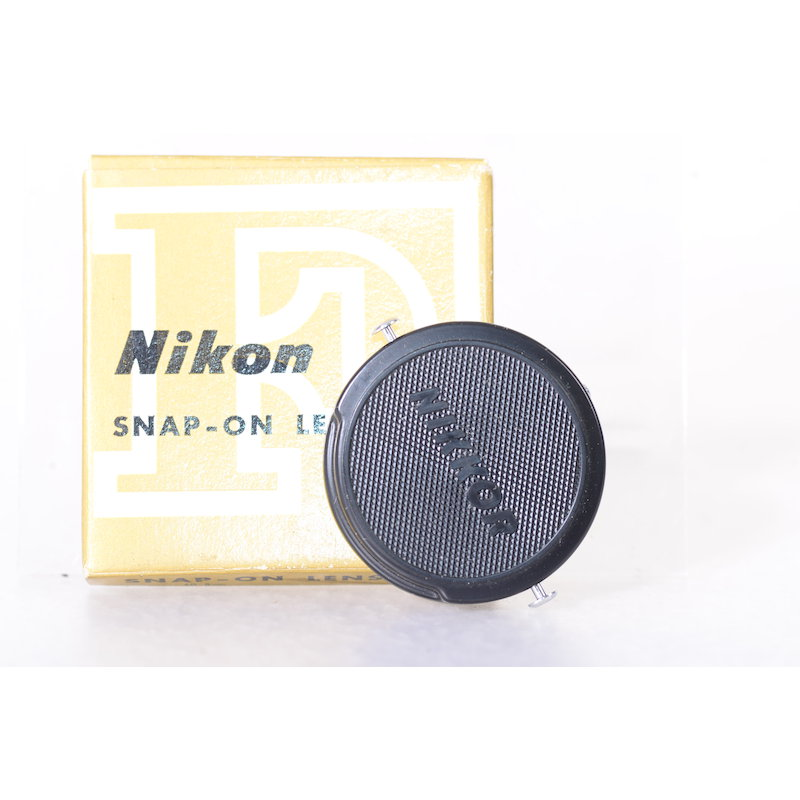 Nikon Objektivdeckel Alt Metallstift E-40,5