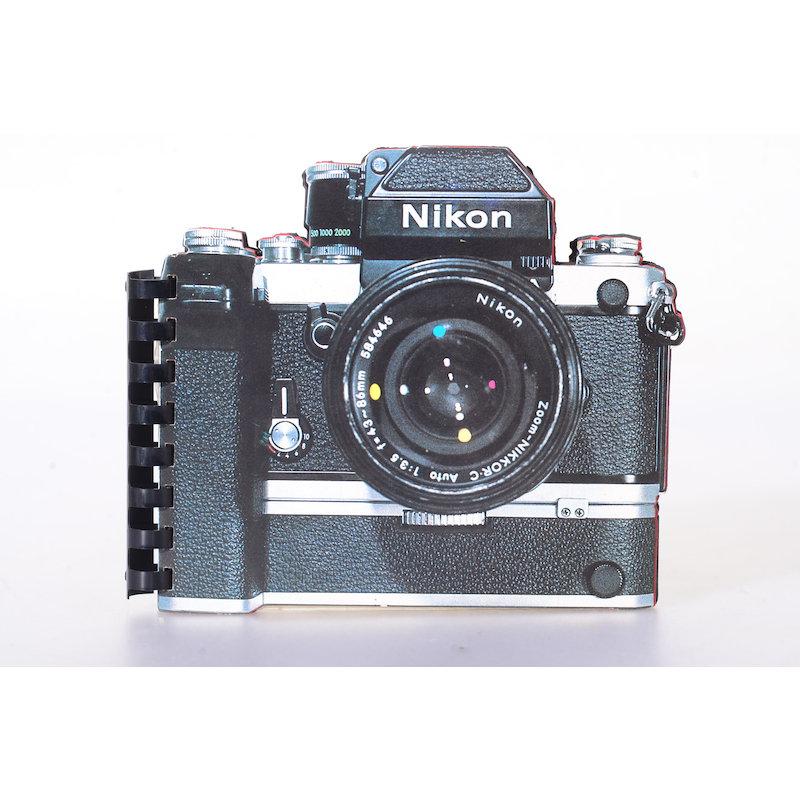 Nikon Fotoalbum F2