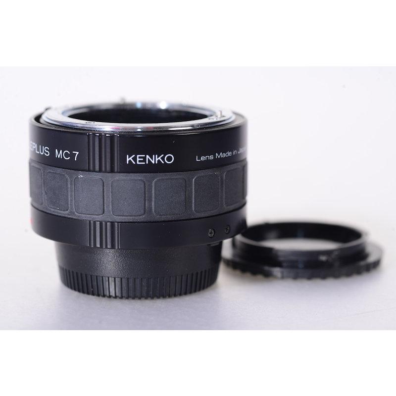 Kenko Telekonverter MC7 2x NI/AF D