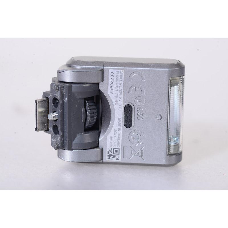 Sony Externer Blitz HVL-F7S Nex 3/5