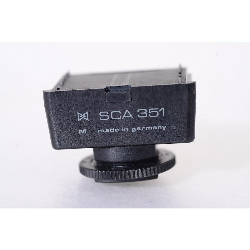 Metz SCA Adapter 351 Leica TTL