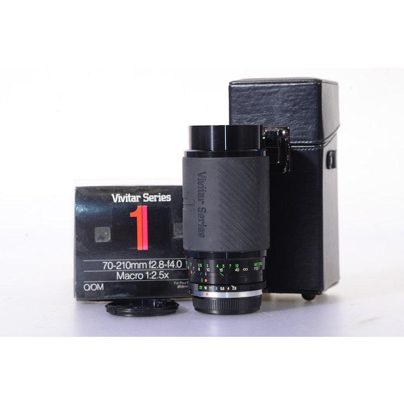Vivitar Serie-1 2,8-4,0/70-210 OM