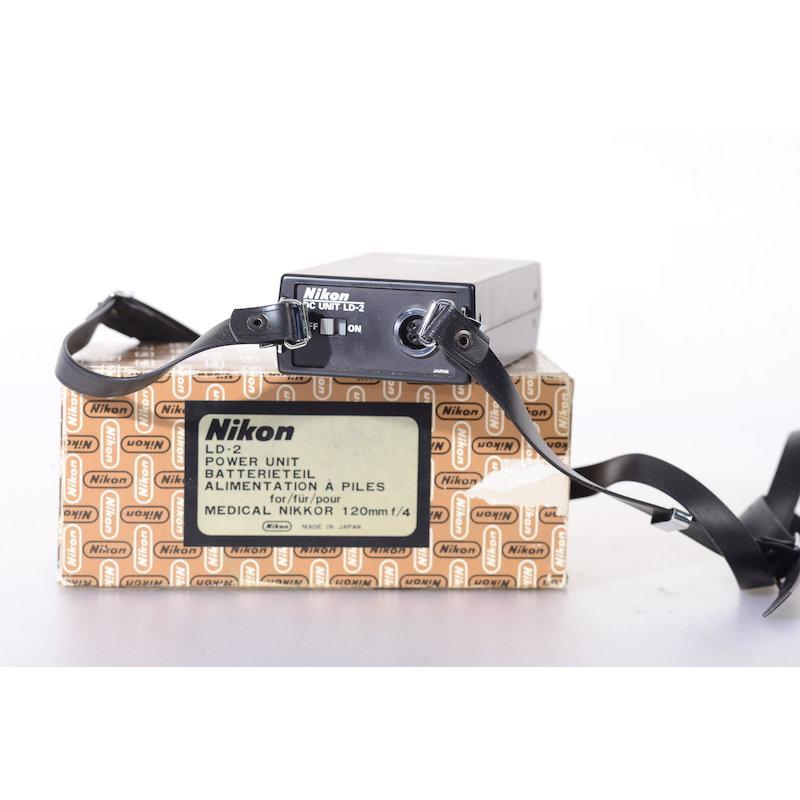 Nikon Batterie-Teil LD-2 Medical