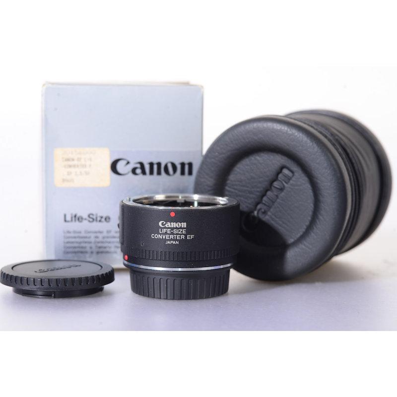 Canon Life-Size Konverter EF