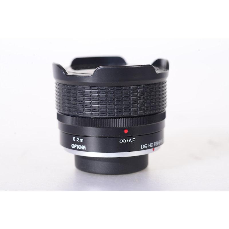 Opteka Fisheye 8,0/7,5 Nikon 1