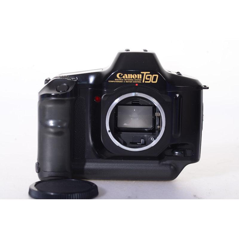 Canon T90+Command Back 90