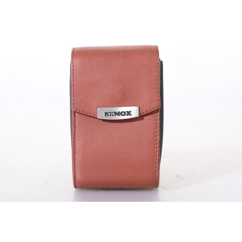 Minox Fernglastasche Braun 11,6 x 7,5 x 3,8 cm