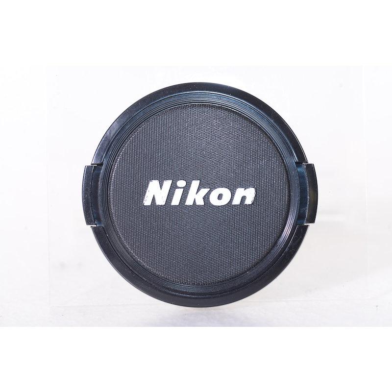 Nikon Objektivdeckel E-72
