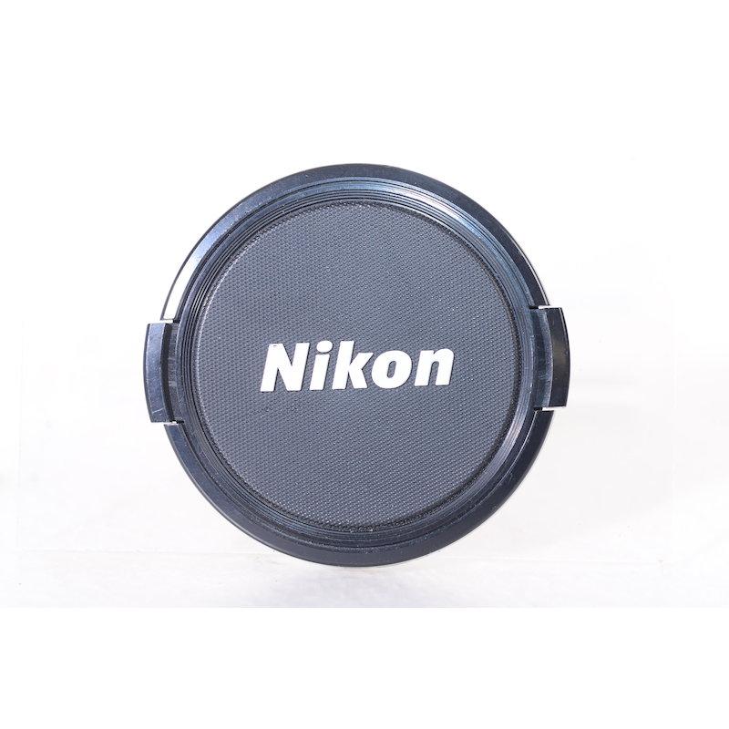 Nikon Objektivdeckel E-62