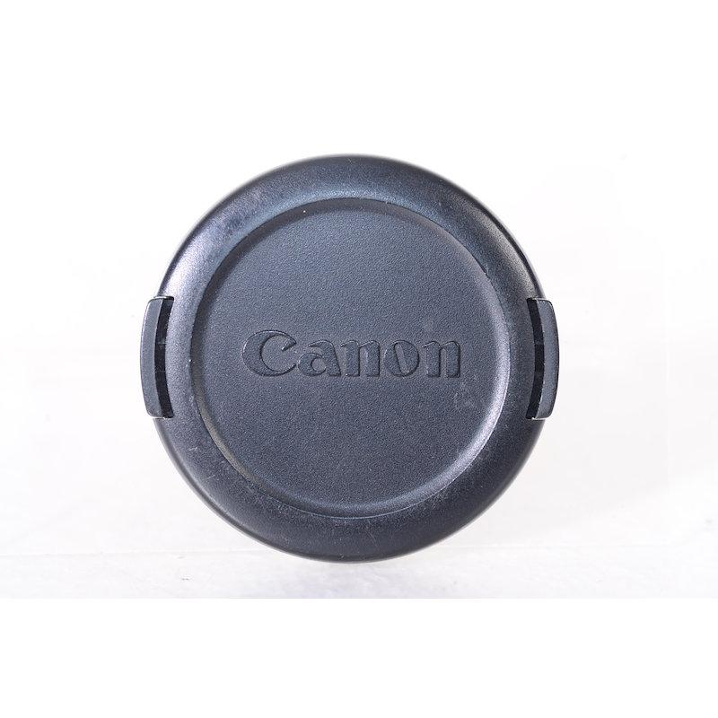 Canon Objektivdeckel EOS E-58