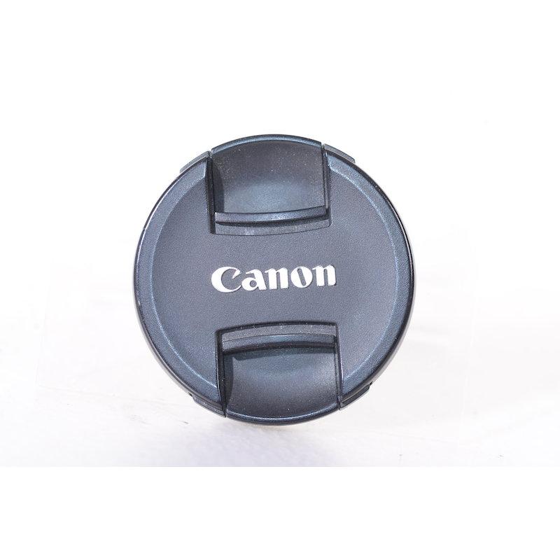 Canon Objektivdeckel EOS E-67 II