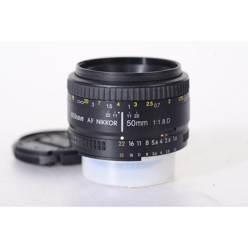 Nikon AF 1,8/50 D #JAA013DA