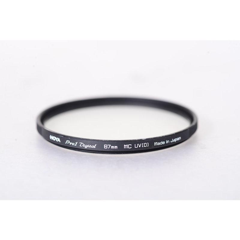 Hoya UV-Filter Pro1 Digital MC E-67