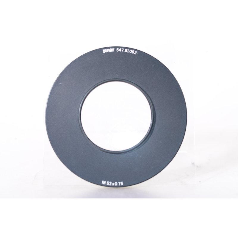 Sinar Filtersystem Adapterring E-52