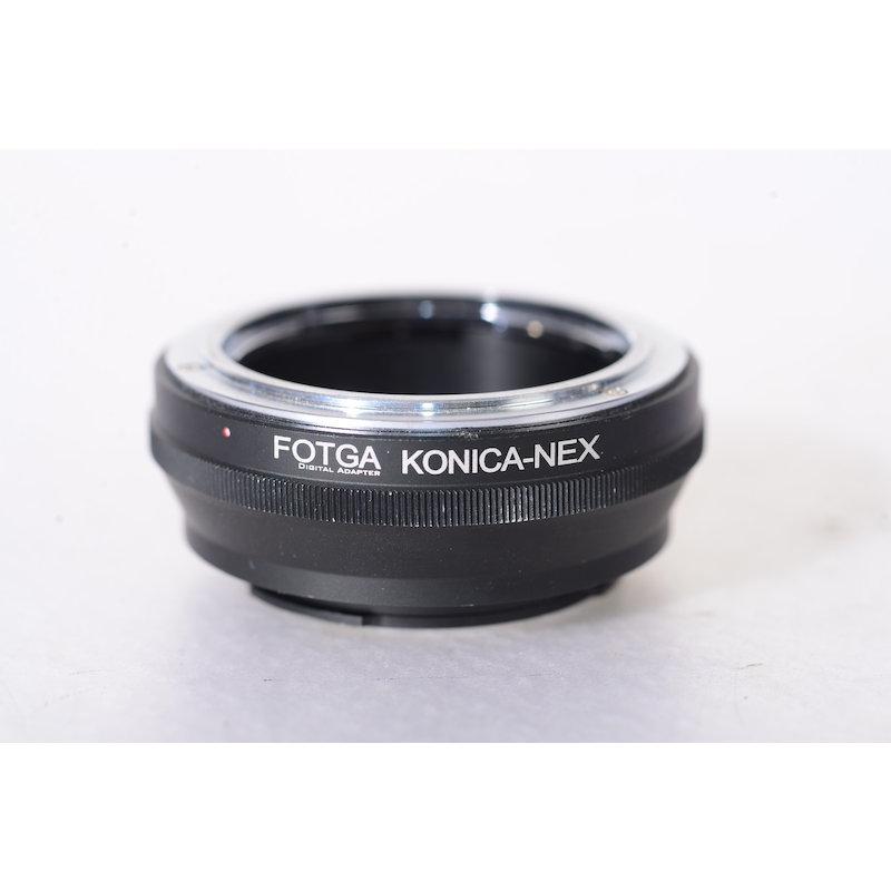 Fotga Konica Objektivadapter Sony Nex