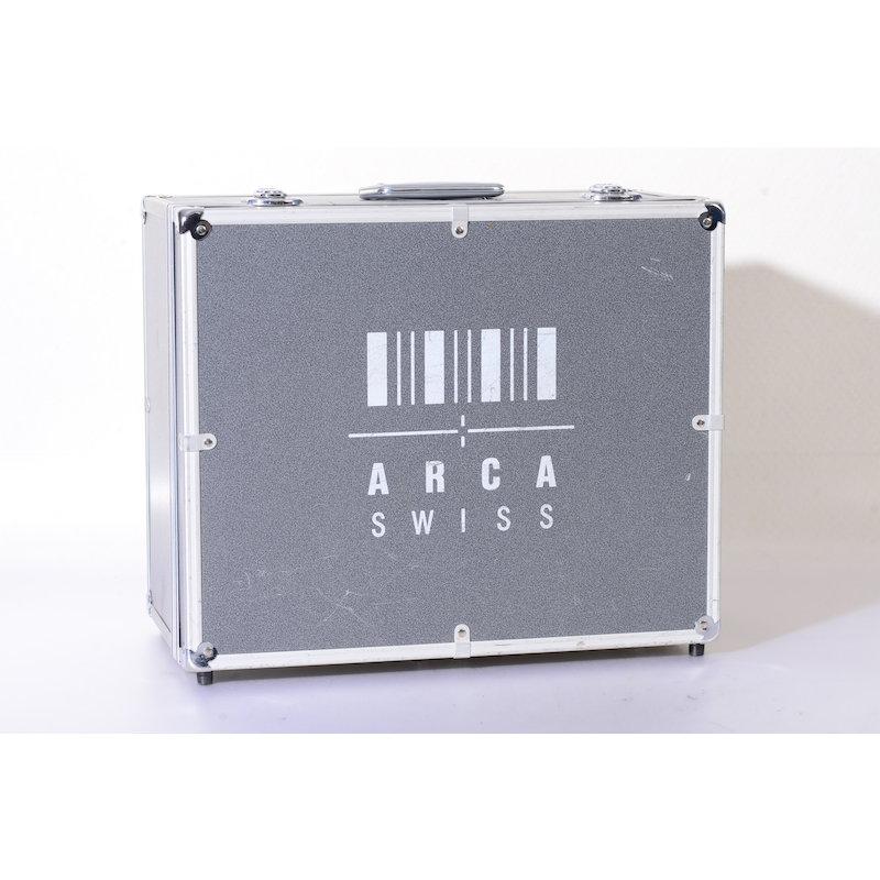 Arca-Swiss Koffer F-Line 4x5