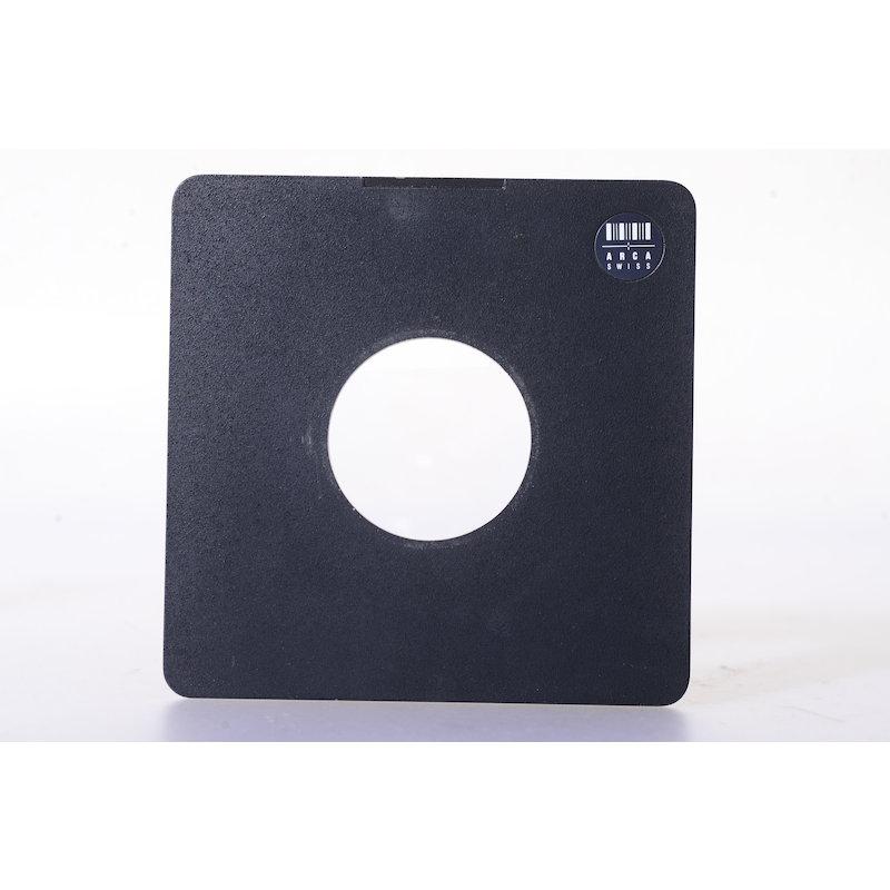 Arca-Swiss Objektivplatte Flach Copal 3 4x5