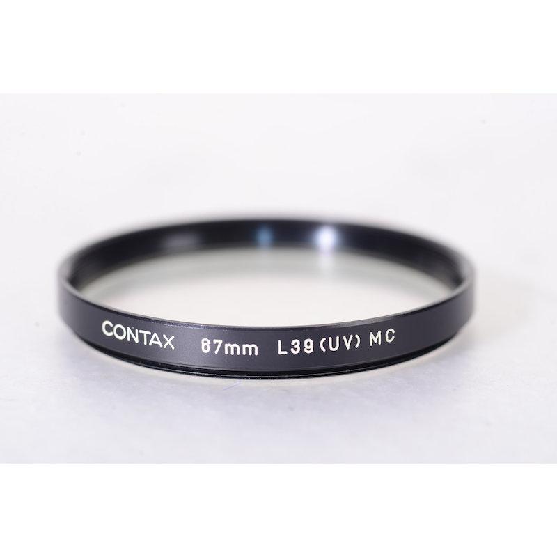 Contax UV-Filter L39 MC E-67