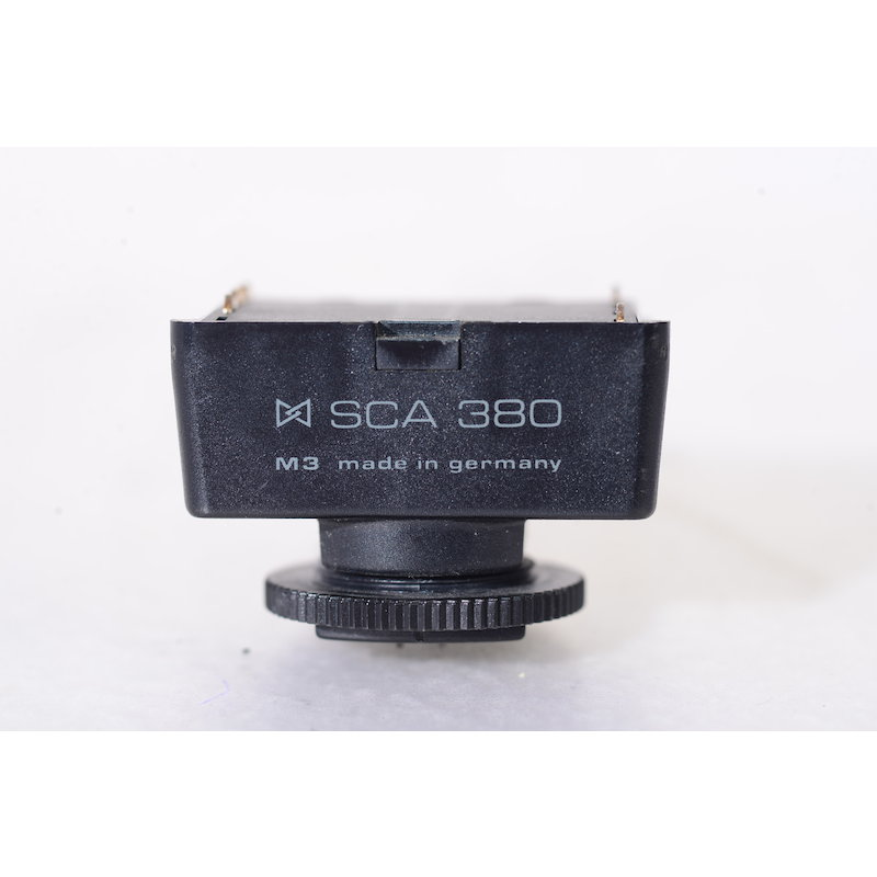 Metz SCA Adapter 380 Contax/Yashica