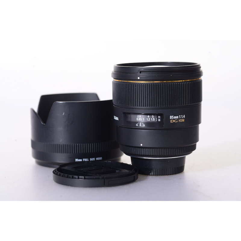 Sigma EX 1,4/85 HSM DG NI/AF D