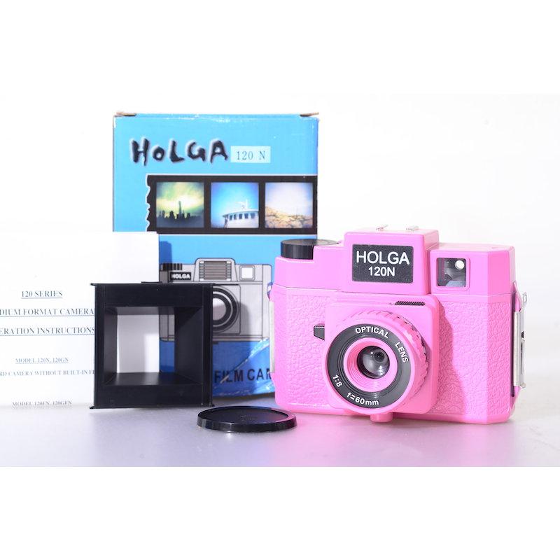 Holga 120N Pink