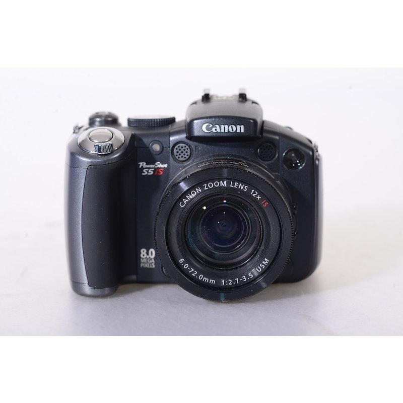 Canon Powershot S5 IS (Ersatzteillager)
