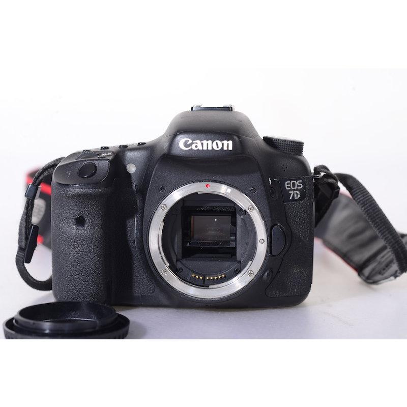 Canon EOS 7D (Ersatzteillager)