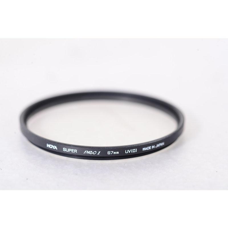 Hoya UV-Filter Pro1 Super E-67
