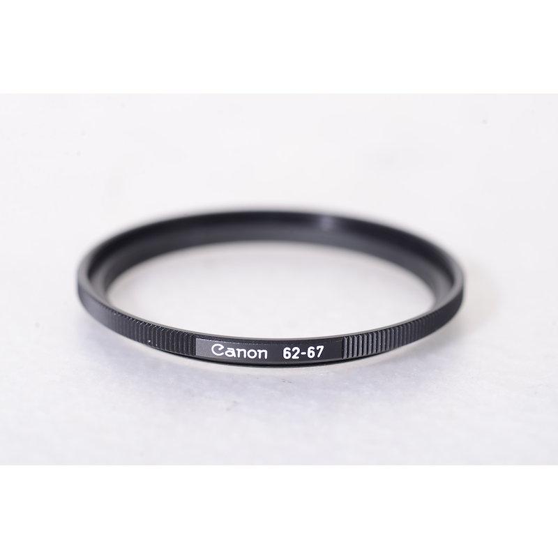 Canon Filteradapter E-62/E-67