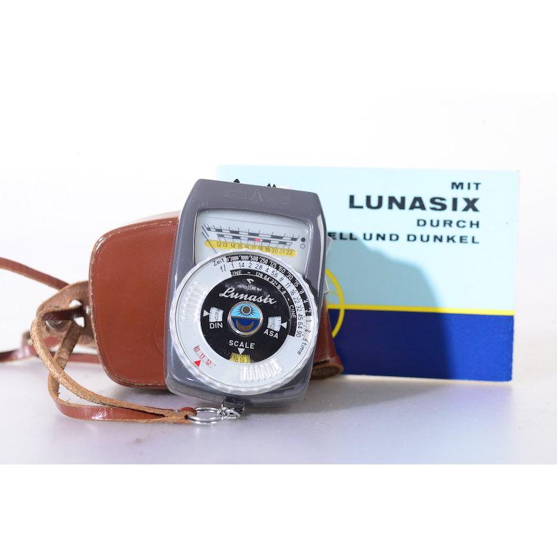 Gossen Lunasix 3 Grau