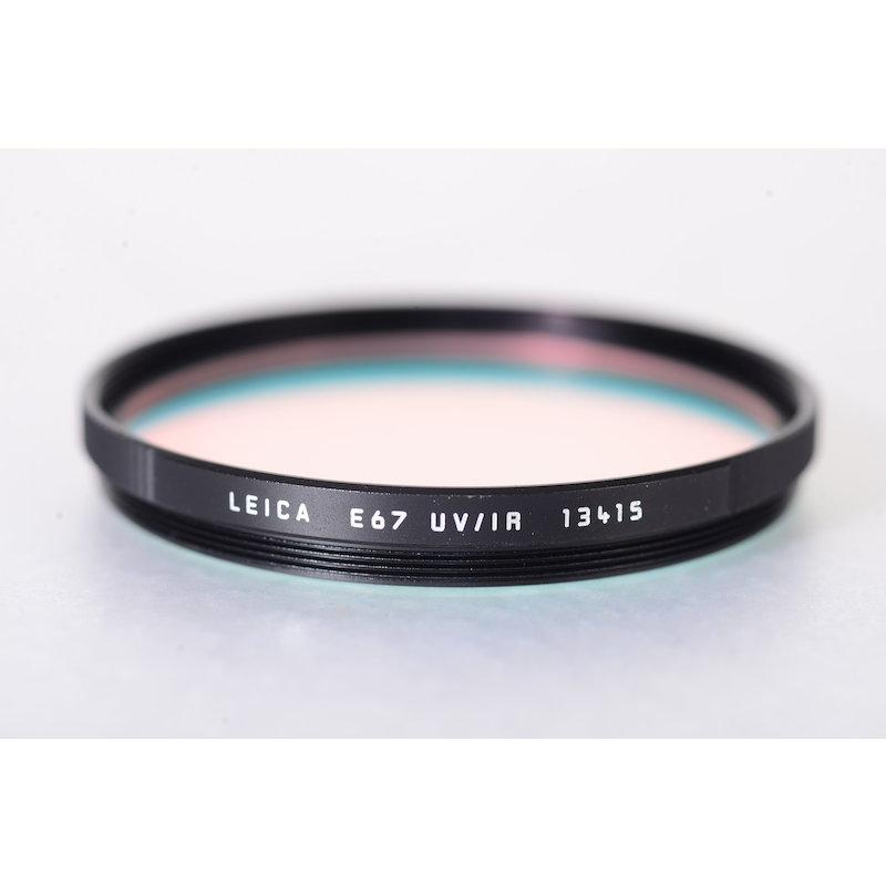 Leica UV/IR Filter E-67 #13415