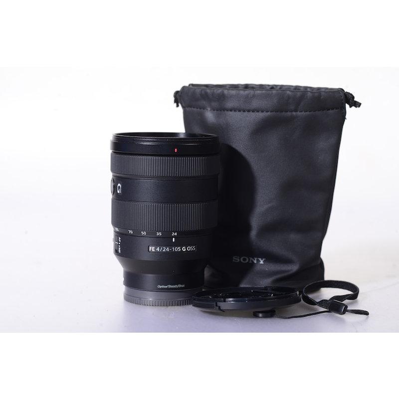 Sony FE 4,0/24-105 G OSS