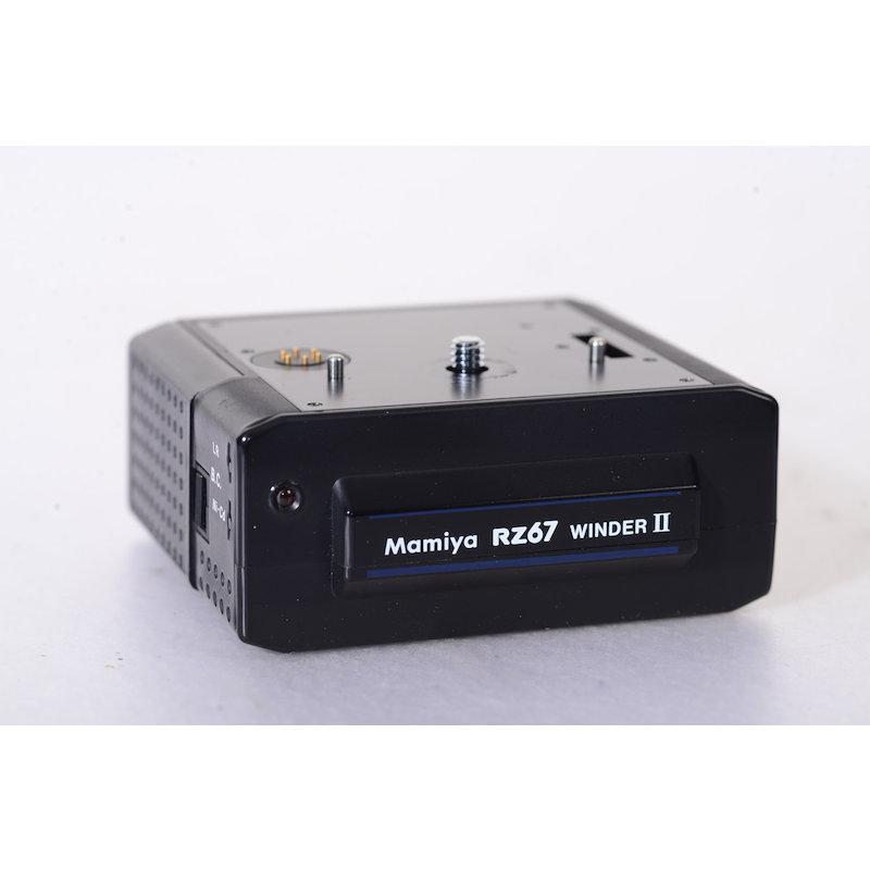 Mamiya Winder II RZ67 Pro II #524612