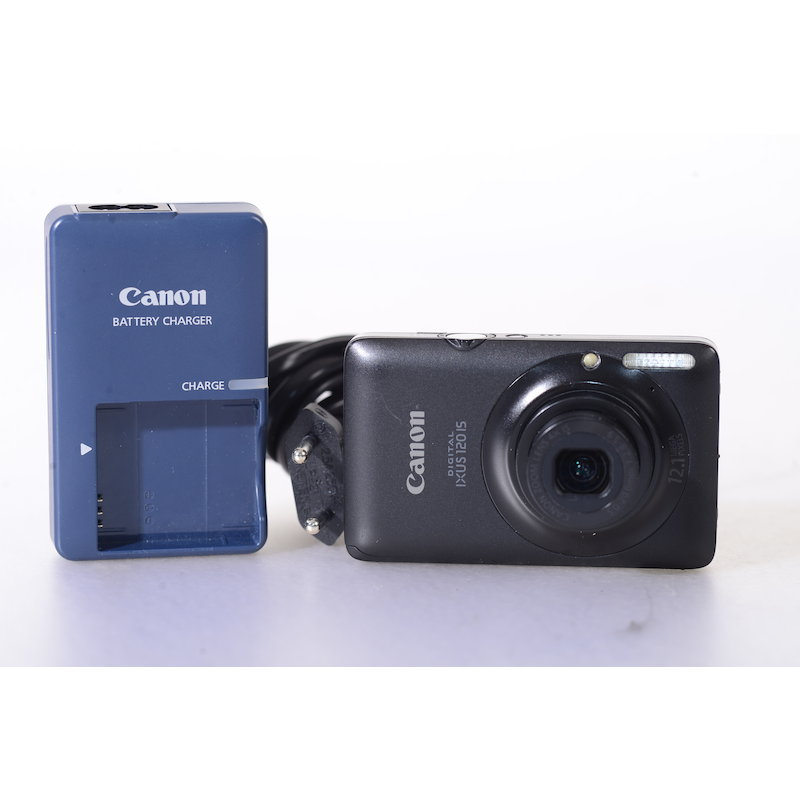 Canon Digital Ixus 120 IS Silber