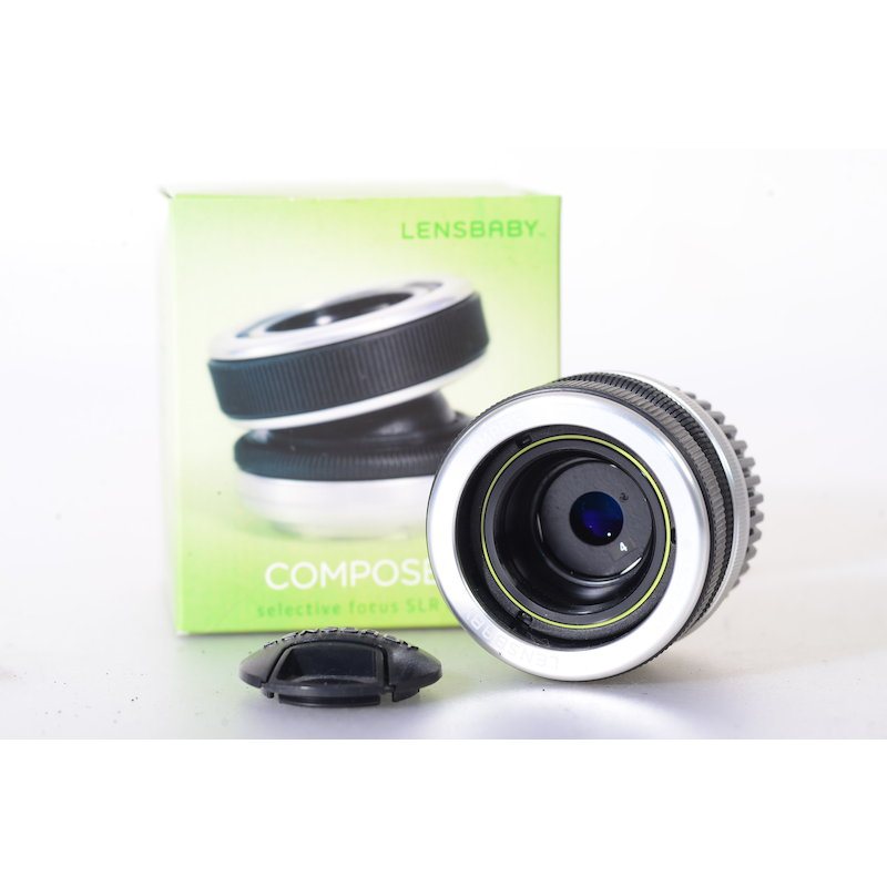 Lensbaby Composer LBCC Canon EF