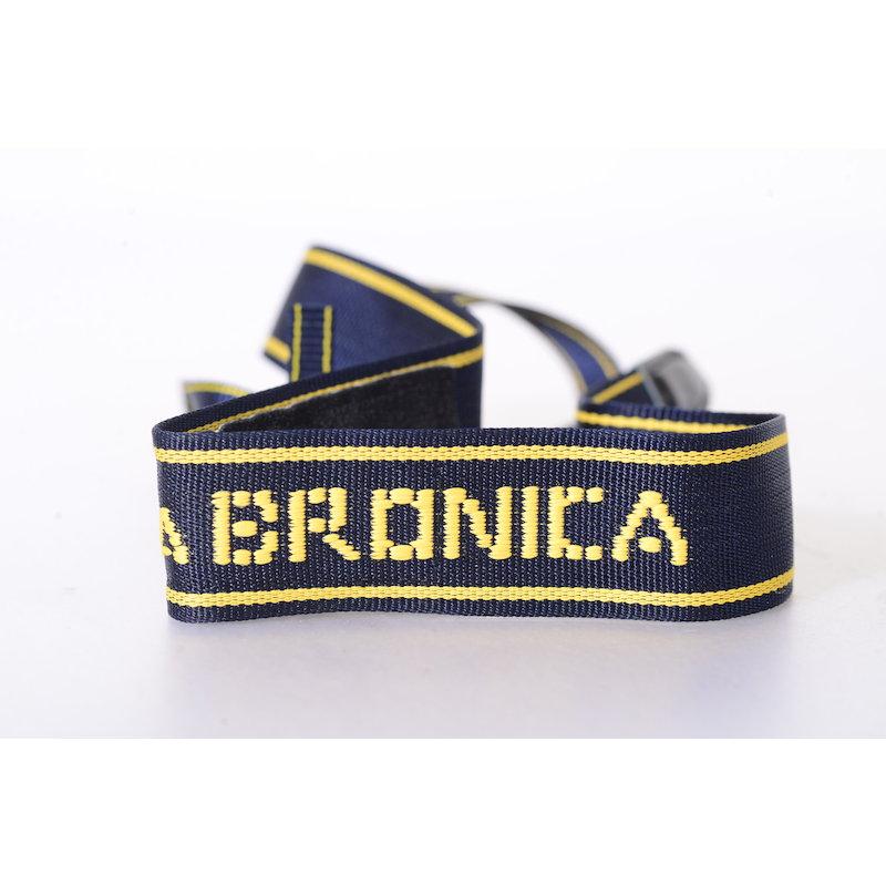Bronica Trageriemen Blau-Gelb